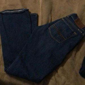 Lucky brand Sophia boot cut size 2 ankle
